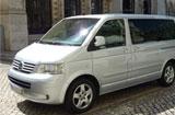 VW minibus hire Lisbon