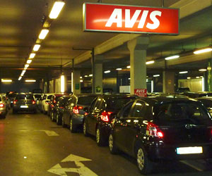 Avis Car Rental Lisbon Airport