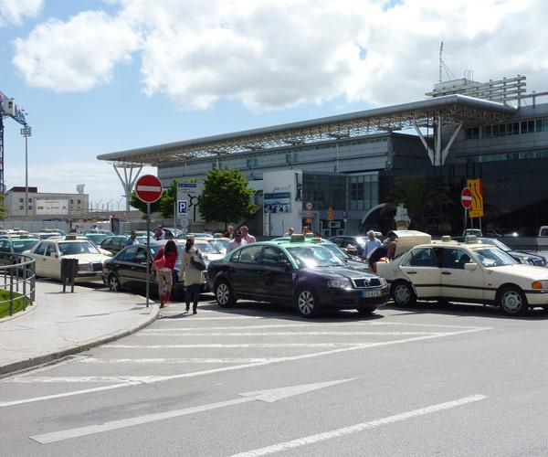 Cheap Car Rental At Lisbon Airport