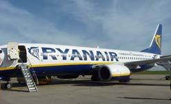 Ryanair Lisbon Airport