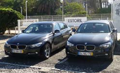 Rent BMW in Estoril, Portugal