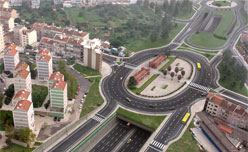 Roundabout Portugal