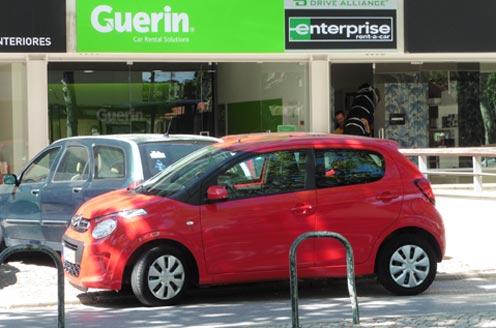 Enterprise car hire deals uk
